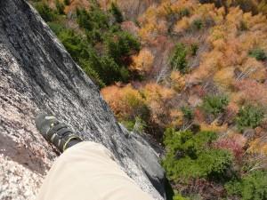 24マラ岩てっぺん